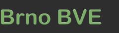 Brno BVE Website